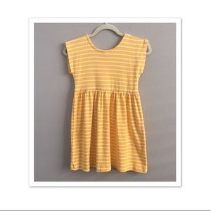 Hanna Andersson Short Sleeve Stripe Play Dress
